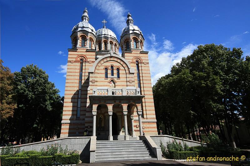 Catedrala Sf gheorghe